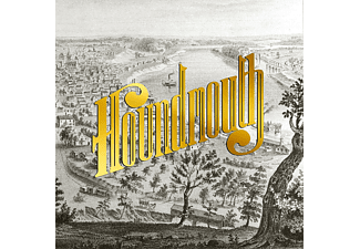 Houndmouth - From The Hills Below The City (CD)