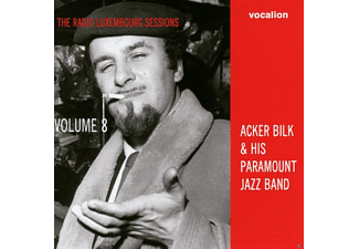 Acker Bilk, His Paramount Jazz Band - Acker Bilk & Paramount Jazz Band 8 - (CD)