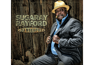 Sugaray Rayford - Dangerous - (CD)