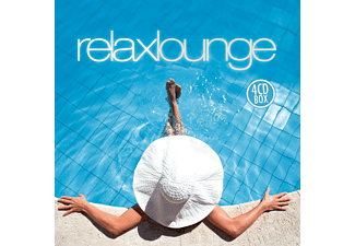 VARIOUS - Relax Lounge - (CD)