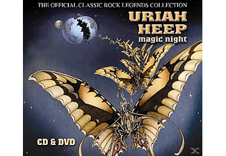Uriah Heep - Magic Night - (CD + DVD)