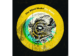 The Blind Shake - Fly Right - (CD)