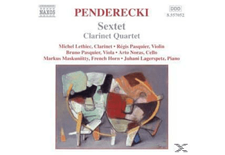 VARIOUS - Sextett/Klarinettenquartett - (CD)