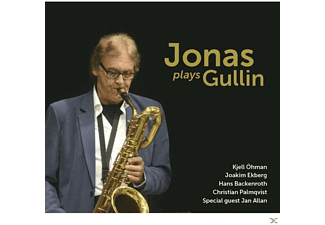 VARIOUS, Bertil/+ Jonasson - Jonas Plays Gullin - (CD)