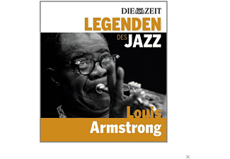Louis Armstrong - Die Zeit-Edition-Legenden D.Jazz: Louis Armstrong - (CD)