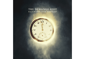 The Durango Riot - Backwards Over Midnight - (CD)