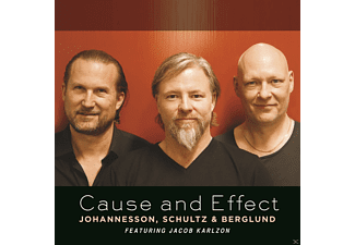 Johannesson, Schultz, Berglund - Cause and Effect - (CD)