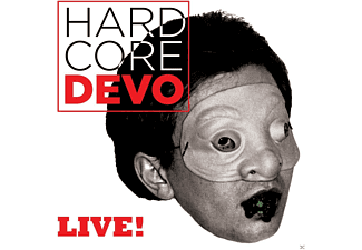 Devo - Hardcore Live! - (CD)