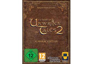The Book of Unwritten Tales 2 - Almanac Edition - PC