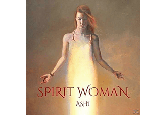 Ashi - Spirit Woman - (CD)