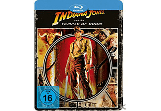 Indiana Jones 2 - Tempel des Todes (Action Line - Novobox) - (Blu-ray)