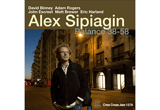 Alex Sipiagin, David Binney, Adam Rogers, John Escreet, Eric Harland, Matt Brewer - Balance 38-58 - (CD)