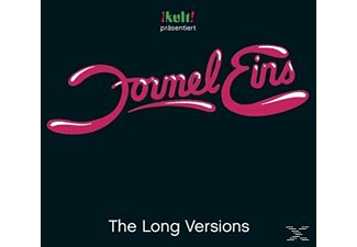 VARIOUS - Formel Eins Long Versions [CD]