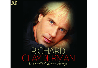 Richard Clayderman - Essential Love Songs - (CD)