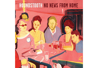 Houndstooth - No News From Home - (CD)