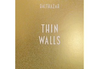 Balthazar - Thin Walls CD