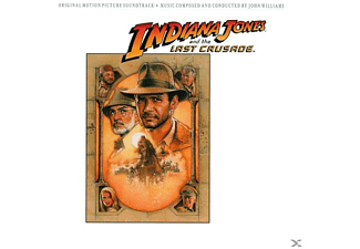 Film Soundtrack, John Williams - Indiana Jones And The Last Crusade [CD]