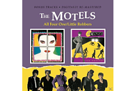 The Motels - All Four One/Little Robbers [CD]