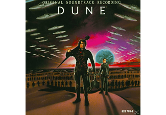 Film Soundtrack, OST/VARIOUS - DUNE - DER WÜSTENPLANET - (CD)