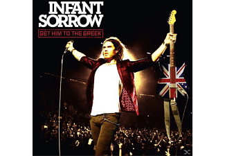 OST/Infant  Sorrow - Männertrip/Get Him To The Greek [CD]