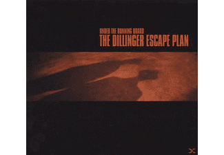 The Dillinger Escape Plan - Under The Running Board - (CD)