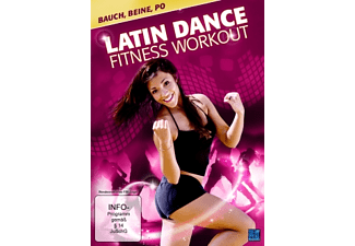 Latin Dance Fitness Workout – Bauch Beine Po - (DVD)