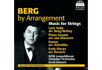 Kovacic/NFM Leopoldinum KO - Berg by Arrangement-Music for Strings - (CD)