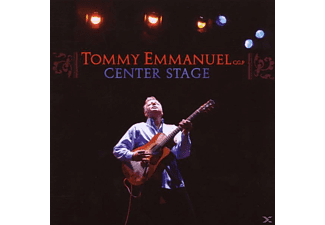 Tommy Emmanuel - Center Stage [CD]