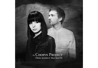 Olafur Arnalds, Alice Sara Ott - The Chopin Project - (Vinyl)
