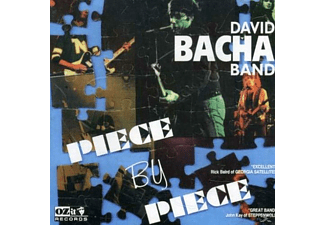 The David Bacha Band - Piece By Piece - (CD)