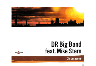 Dr Big Band - Chromazone - (CD)