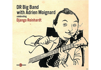 Dr Big Band, Adrien Moignard - Django Reinhardt - (CD)