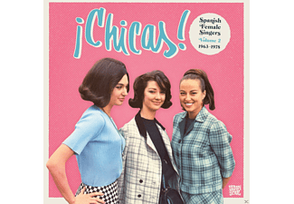 Various - Chicas! Vol.2 Spanish Female Singer - (CD)