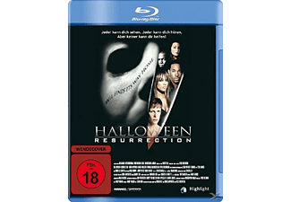 Halloween Resurrection [Blu-ray]