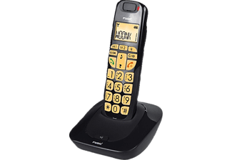 FYSIC Draadloze telefoon Big Button (FX-6200)