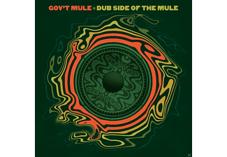 Gov't Mule - Dub Side Of The Mule (Gatefold 2lp 180 Gr.+Mp3 ) - (Vinyl)