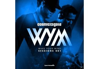 Cosmic Gate - Wake Your Mind Sessions 001 - (CD)
