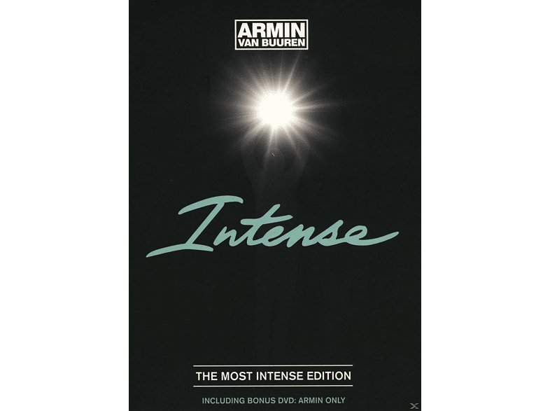 Armin Van Buuren - Intense-The Most Intense Edition (4CD+DVD) [CD + DVD]