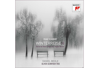 Daniel Behle, Oliver Schnyder Trio - Winterreise (Version Tenor And Piano/Klaviertrio) [CD]