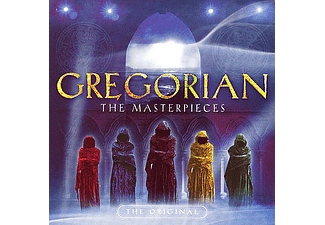 Gregorian - The Masterpieces (CD + DVD)