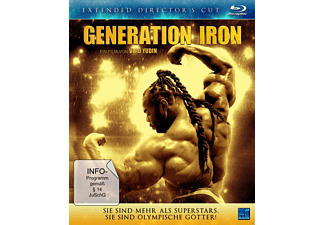 Generation Iron (Directors Cut) - (Blu-ray)