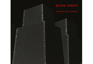 Echo West - Pagan City Gods - (CD)