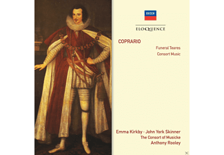 Antony Rooley, Consort Of Musicke - Funeral Teares - (CD)