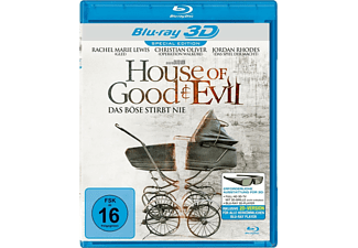 House of Good and Evil - Das Böse stirbt nie - (3D Blu-ray)