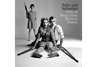Belle and Sebastian - Girls In Peacetime Want To Dance - (LP + Download)