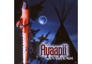 Ayaapii - It is quiet at night - (CD)
