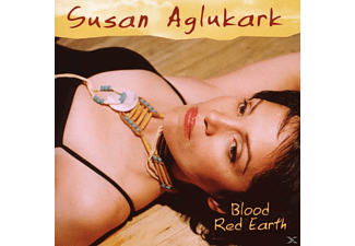 Susan Aglukark - Blood red earth - (CD)