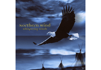 Northern Wind - Whispering winds - (CD)