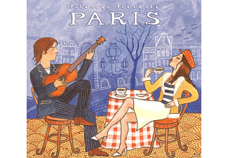 Putumayo Presents, Putumayo Presents/Various - Paris - (CD)
