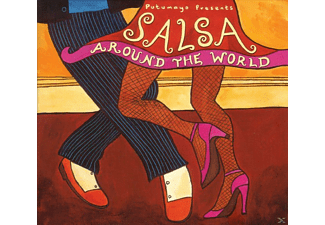 VARIOUS - Salsa Around The World - (CD)